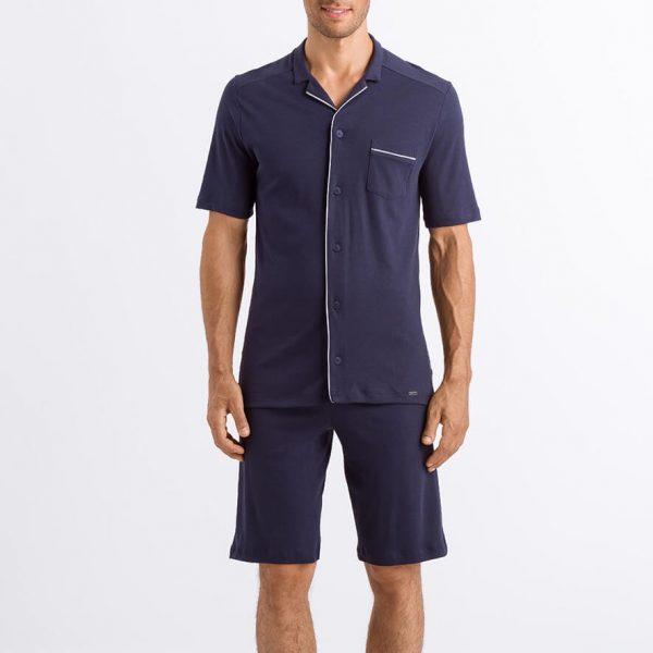 Pijama de verano hombre Hanro Night & Day