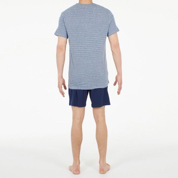 Pijama corto hombre HOM Urban