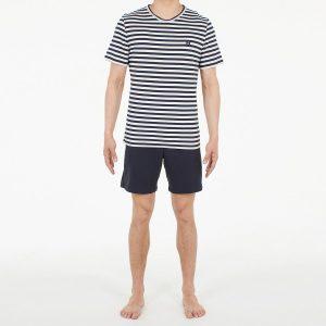 Pijama corto hombre HOM Silversea