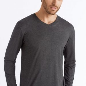 Camiseta de hombre con cuello de pico Casuals