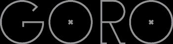 Goro men store logo